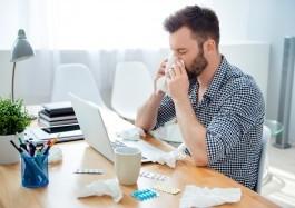 Gripas ar peršalimas? Tyrimas per 20 min. be dūrio!